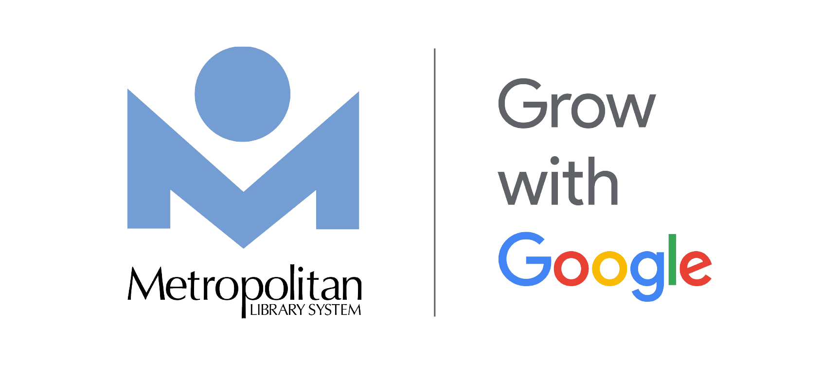 Metro Grow with Google header image