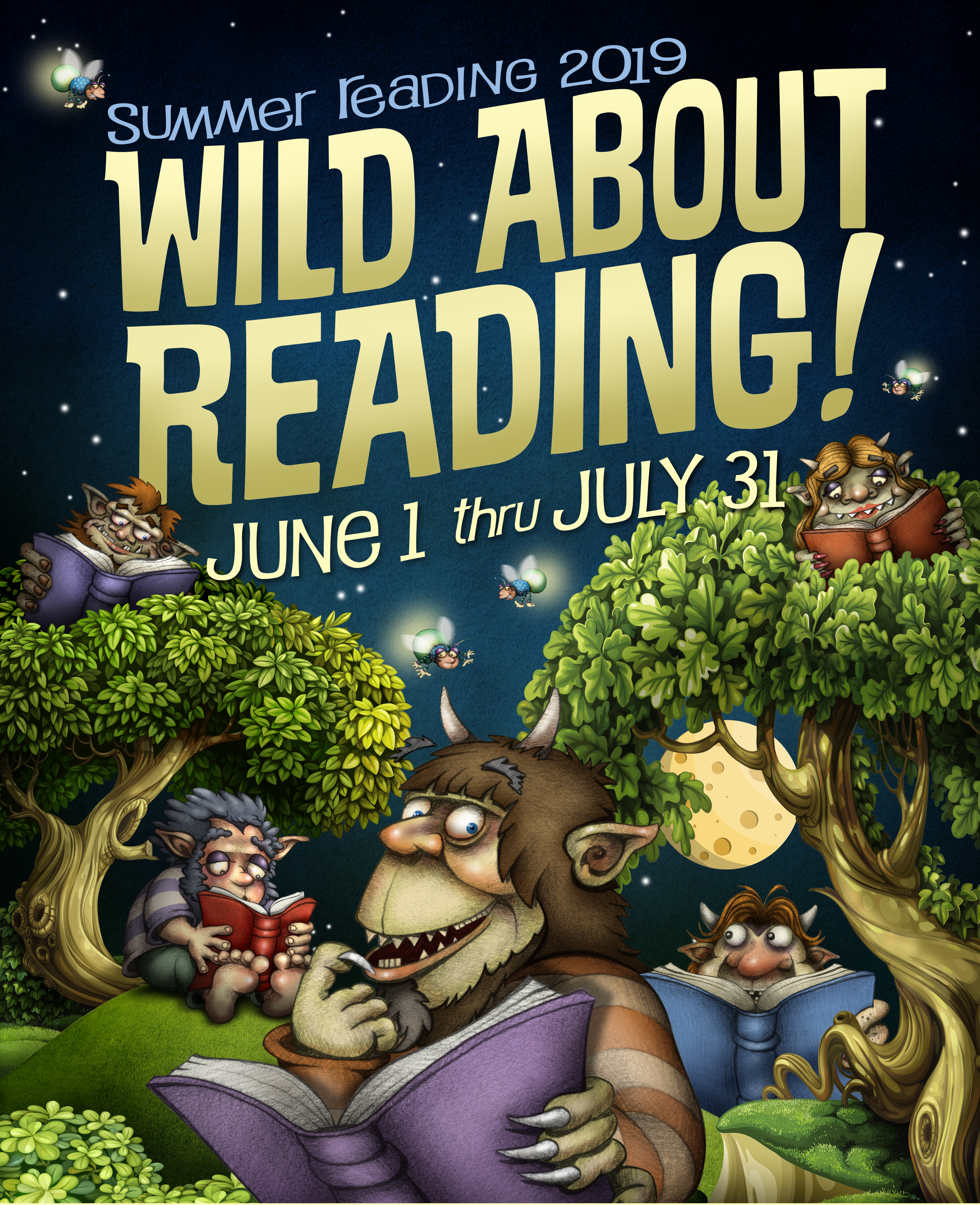 Summer Reading 2019   Metropolitan Library System