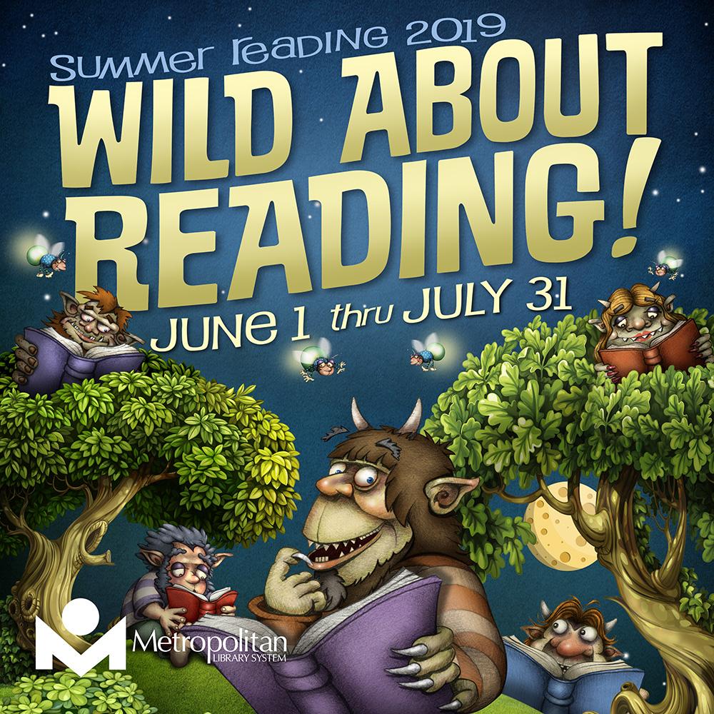 Summer Reading Information for Schools | Metropolitan Library System