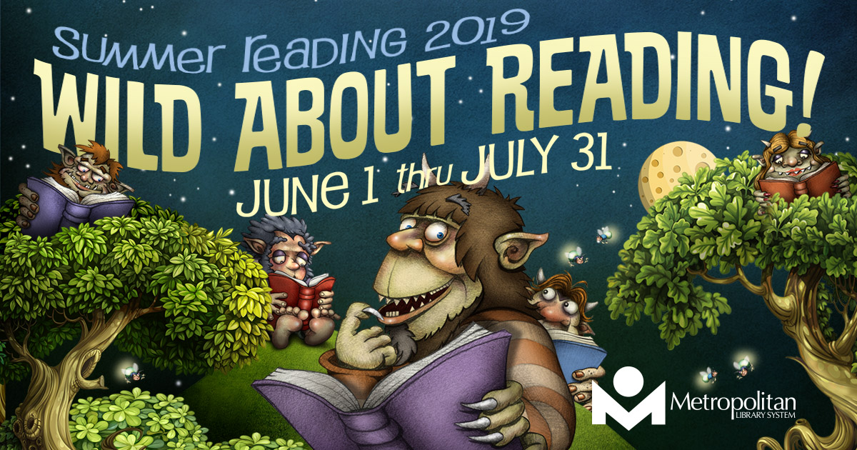 Summer Reading Information for Schools | Metropolitan Library System