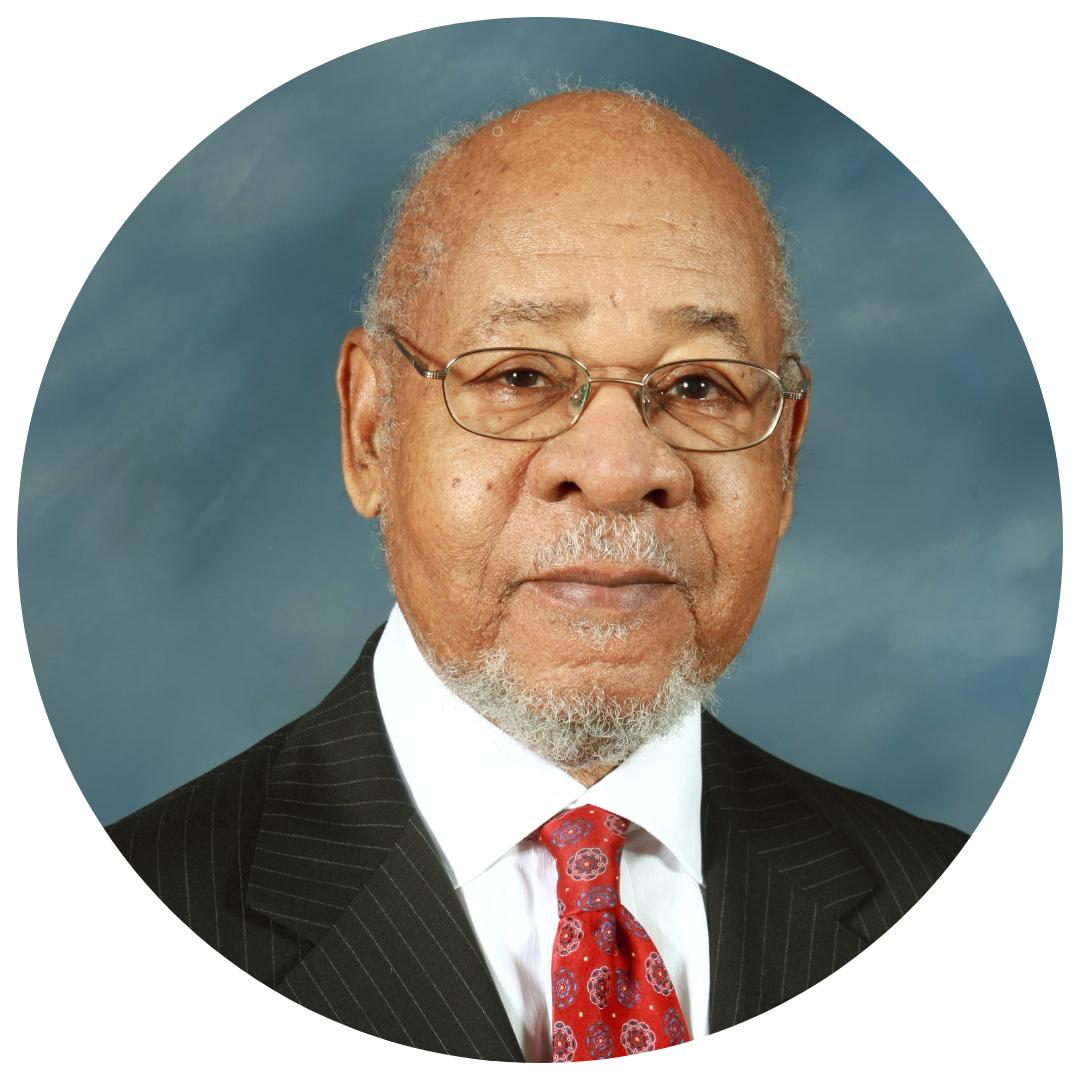 Dr. George Henderson headshot