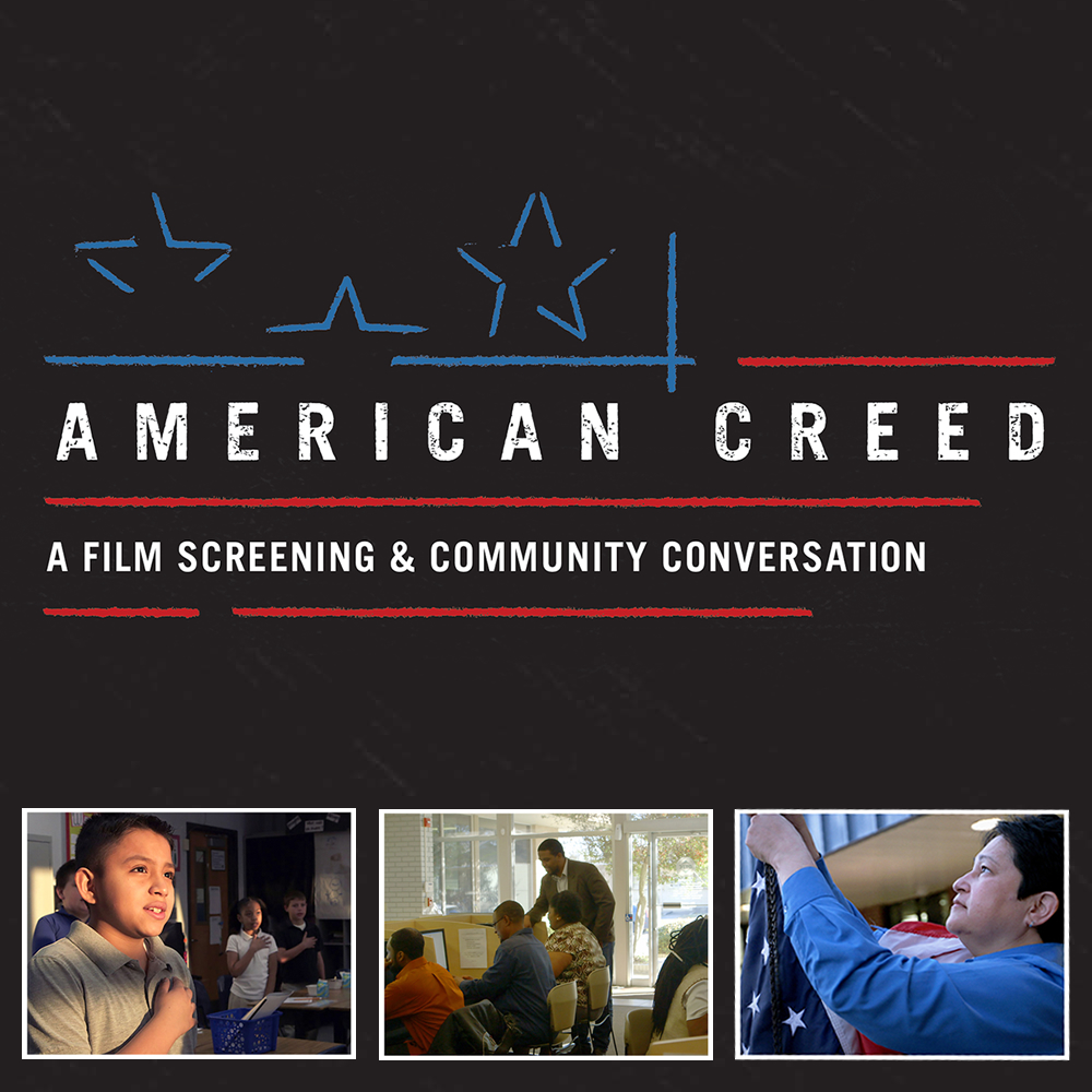 American Creed graphic