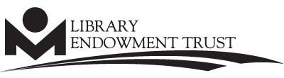 Library Endowment Trust logo