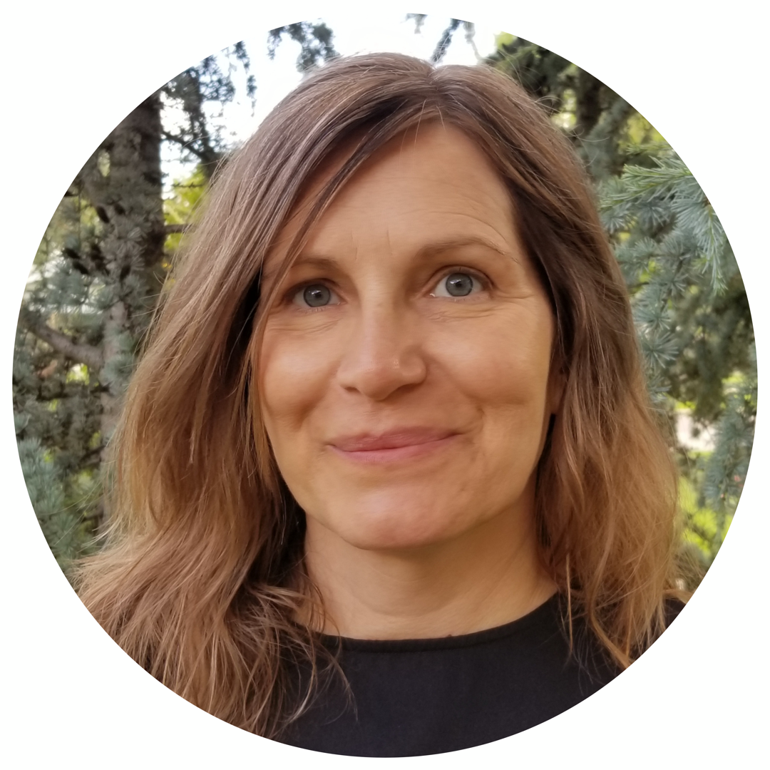 Dr. Kristin Shamas headshot