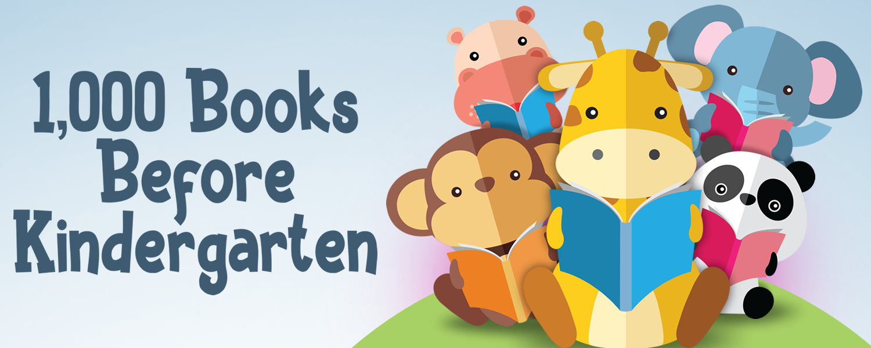 1,000 Books Before Kindergarten | Metropolitan Library System
