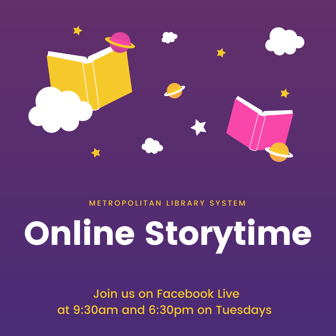 Online Storytimes