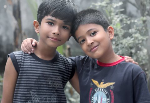 """Handsome Indian boys"" by Nithi clicks is licensed under CC BY 2.0"