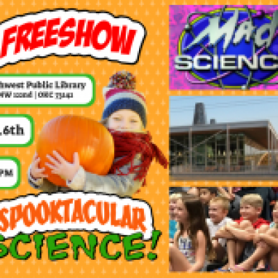 Join us for Mad Science!