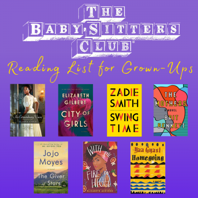 Baby-Sitters Club for Adults