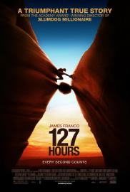 "Movie poster for ""127 Hours"""