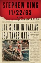 "Book cover for ""11/22/63"""