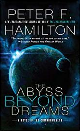 "Book cover for ""The Abyss Beyond Dreams"""