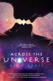 "Book cover for ""Across the Universe"""