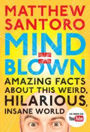 "Book cover for ""Mind=Blown"""