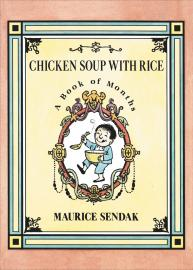 Chicken soup with rice: a book of months book cover
