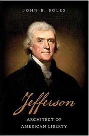 Jefferson: Architect of American Liberty book cover