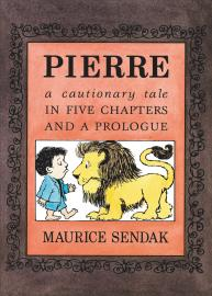Pierre: a cautionary tale in five chapters and a prologue book cover