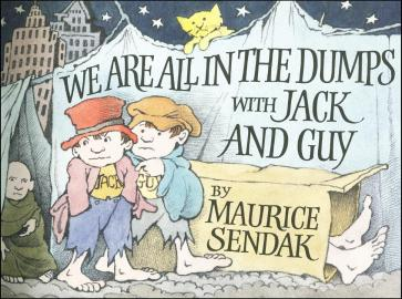 We are all in the dumps with Jack and Guy: two nursery rhymes with pictures book cover