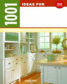 Cover image for 1001 Ideas for Kitchen Organization, New Edition