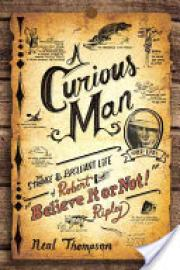Cover image for A Curious Man