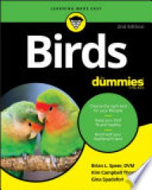 Cover image for Birds For Dummies