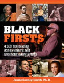 Cover image for Black Firsts