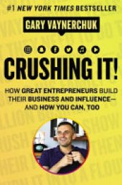 Cover image for Crushing It!