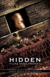 Cover image for Hidden Like Anne Frank