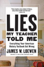 Cover image for Lies My Teacher Told Me