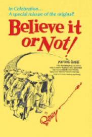 Cover image for Ripley's Believe It or Not!