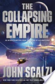 Cover image for The Collapsing Empire