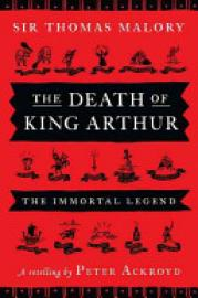Cover image for The Death of King Arthur