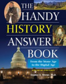 Cover image for The Handy History Answer Book