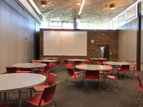 Meeting Room B at Northwest Library