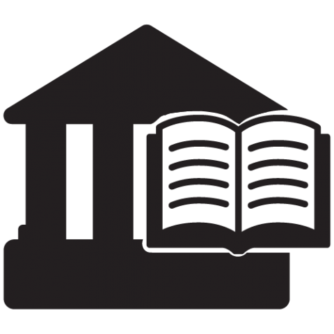 In Library Use Icon