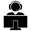Research Assistance Icon