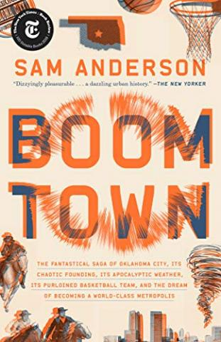 Bestselling Author of Boom Town to Visit OKC Library | Metropolitan