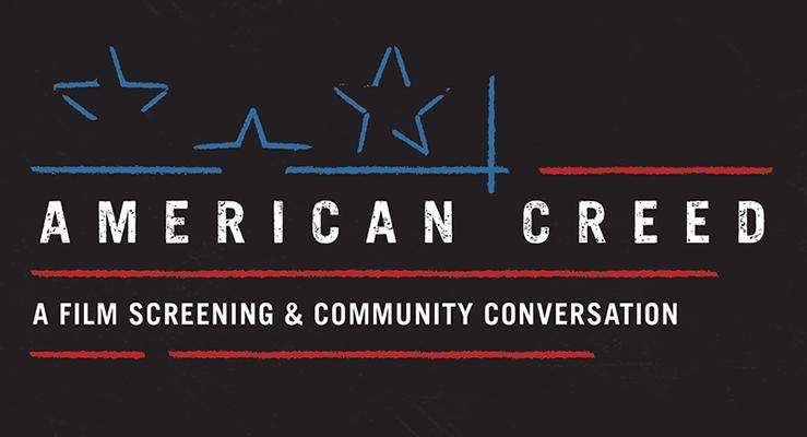 American Creed Slider