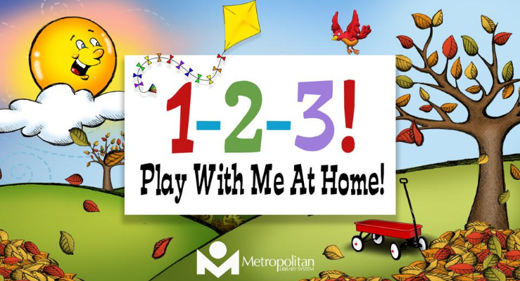 1-2-3 Play with Me Early Childhood Development Series for Parents and Caregivers graphic