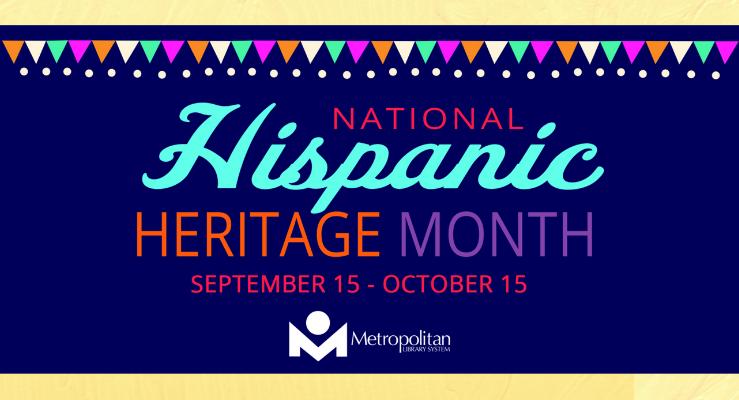 Hispanic Heritage Month 2020