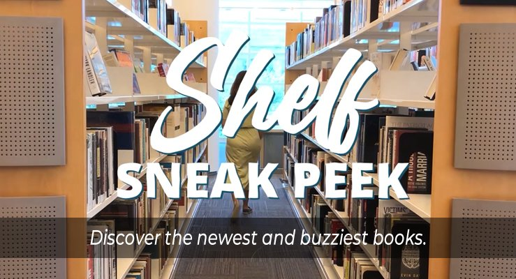 Shelf Sneak Peeks