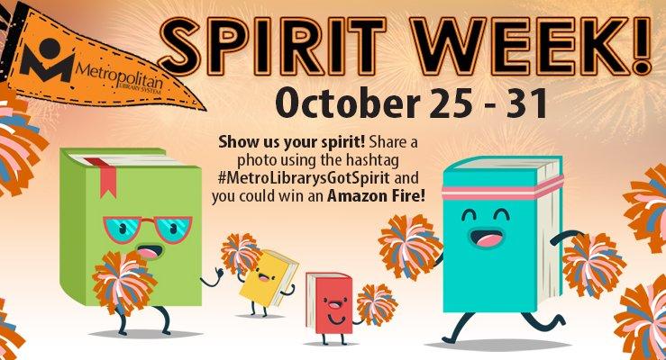 MLS Spirit Week