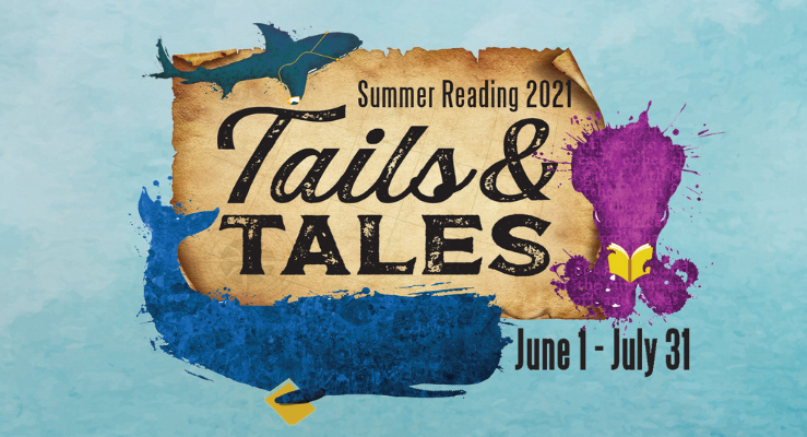 Summer Reading begins on June 1st - you can start pre-registering on may 15th